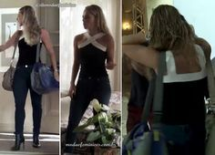 """Looks calça e blusa da Jeiza em """"A Força do Querer"""" - Moda & Feminices"""