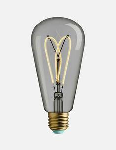 Whirly Willis - Flexible LED Filament Light Bulb