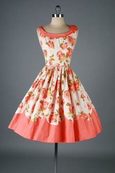 vintage dresses 1950s style - Google Search