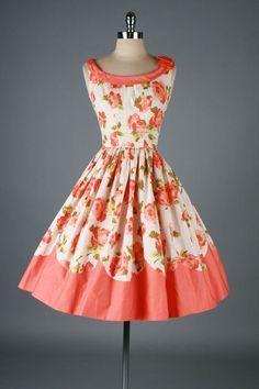 vintage dresses 1950s style - Google Search