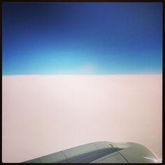 #CamilaRaznovich Camila Raznovich: Above the clouds #lines #travelling #fly #skyisthelimit