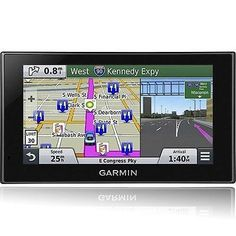 awesome Garmin nuvi 2689LMT 6 GPS Car Navigation System With Lifetime Maps & Traffic - For Sale