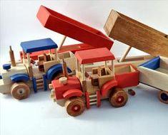 Samochody z drewna - Timberfan