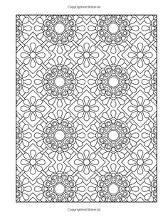 Amazon.com: Patterns for Relaxation Coloring Books for Adults: An Adult Coloring Book Featuring 35+ Geometric Patterns and Designs (Jenean Morrison Adult Coloring Books) (9780692658666): Jenean Morrison: Books
