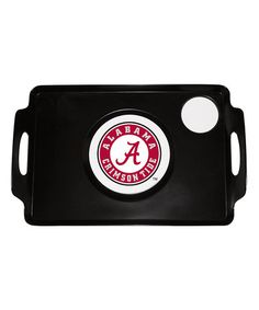 Take a look at this University of Alabama Dining Tray by Lappers on #zulily today!