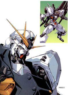 Obari Style - Nu Gundam