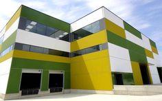 revestimiento de fachadas en #mallorca www.luminososmca.com