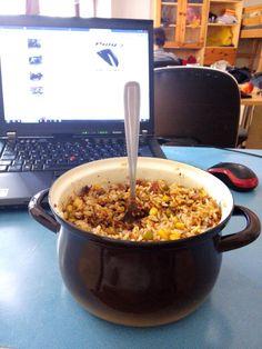 Rýže alá vepřovka