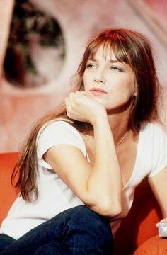 fb673ededc4a Jane Birkin マレーネ・ディートリッヒ, 毛束感のある前髪, サージ・ゲンズブール