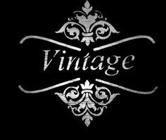 Shabby chic xl vintage stencil schablone möbel