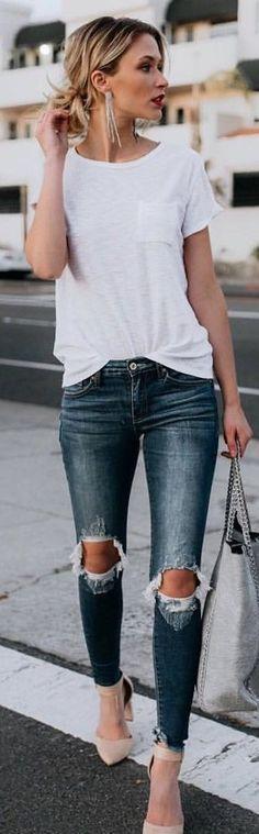 Those earrings! - #blouse