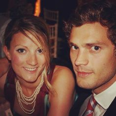 Jamie and his sister Jess.