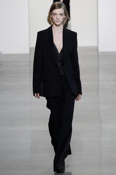 Calvin Klein Collection Fall/Winter 2016-2017 1