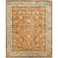 Bergama Rugs - BRG161A. Wool hand tufted 9x12 $1400