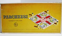 Vintage 1964 Parcheesi Game - Selchow & Righter Gold Seal Edition - Made in USA #SelchowRighter..... Visit all of our online locations..... www.stores.ebay.com/ourfamilygeneralstore ..... www.bonanza.com/booths/Family_General_Store ..... www.facebook.com/OurFamilyGeneralStore