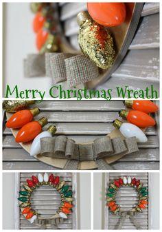 DIY180/ Christmas Wreath