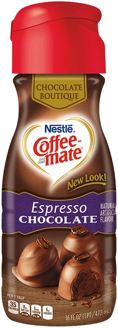Memorable notes of espresso and chocolate come together in this decadent non-dairy creamer.