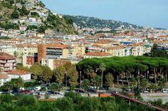 Ventimiglia (IM) - centro urbano