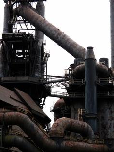 Steel Stack [6] - Bethlehem, PA