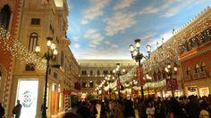 The Venetian Hotel, Macau