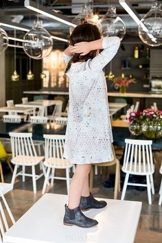 Freedom in love DRESS / TINWARE dot pastel - Sklep internetowy