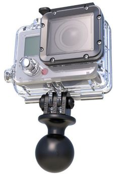 RAM GoPro Ball Mount (Without Arm)