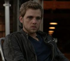 Max Thieriot as Dylan in Bates.