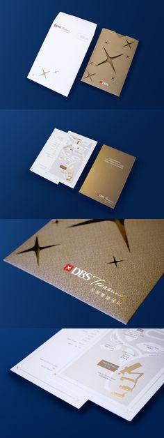 DBS Bank Appreciation Dinner Invitation Pack