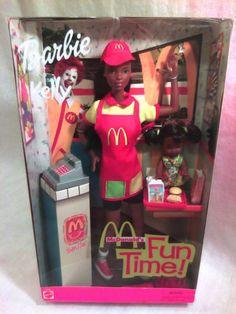 Super Cute Barbie Kelly Set