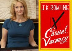 The Casual Vacancy by J.K. Rowling - The Writerpreneur