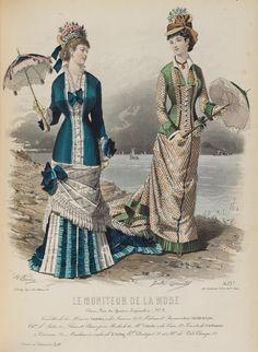 Le Moniteur de la Mode 1877 (F/1)
