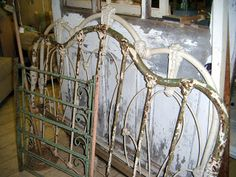 shabby love antike Eisenbetten Importance Of Evaporative Cooler Maintenance Evaporative cooler maint Antique Iron Beds, Wrought Iron Beds, Shabby Chic Bed Frame, Cast Iron Beds, Dry Nose, Evaporative Cooler, Living Environment, Dust Mites, Things To Come