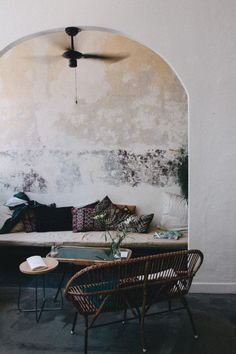 greige: interior design ideas and inspiration for the transitional home : Boho outdoor space. Home Interior, Interior Architecture, Interior And Exterior, Interior Decorating, Bohemian Interior, Decorating Ideas, Interior Photo, Decor Ideas, Interior Inspiration