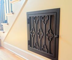 Changing out builder grade vent covers with decorative vent covers is one of the easiest ways to add character to a room while also making your home look more upscale. Hey guys! Since I've been talking so much about my kitchen cabinets makeover, I thought I would share a quick and easy project we've done in …