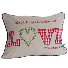 Trendy Sewing To Sell Ideas Pillow Covers Ideas Applique Cushions, Sewing Pillows, Diy Pillows, Throw Pillows, India Home Decor, Verses About Love, Sewing To Sell, Sewing Patterns For Kids, Valentines Diy