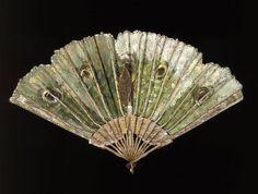 Luna Moth Fan   c.1890 The Museum of Fine Arts, Boston