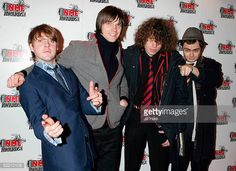 Image result for Kaiser Chiefs win music awards at awards show