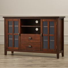 Darby Home Co Leventhorpe TV Stand & Reviews   Wayfair