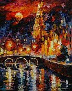 amsterdam__s_magic___afremov_by_leonidafremov-d49x8wk