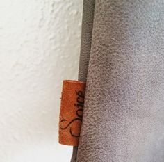 Soicé - handmade label of real leather