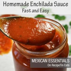 An enchilada sauce can make or break an enchilada dish. This is a really easy classic enchilada sauce that takes minutes to prepare, then the occasional stir while it simmers away for 10 minutes. I like my enchilada sauce smooth, which is why this recipe uses passata but it is just as good made with …