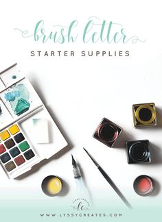 Spoiled for choice with all the art supplies out there? Not sure what to buy? Check out this not-so-little list of my favourite supplies for beginners.