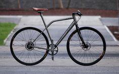 jeronimo belt drive cross bike