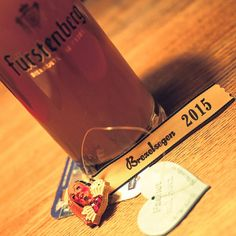 «Passports to celebrate the fasnet in Schramberg ! Badge, heart and beer ! Without those... Carnival wouldn't be the same  #joingermantradition…»