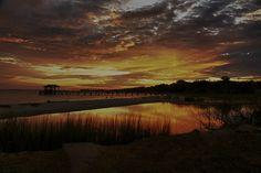 Sunrise Park - Charleston, SC (James Island) at the end of Fort Johnson Rd.