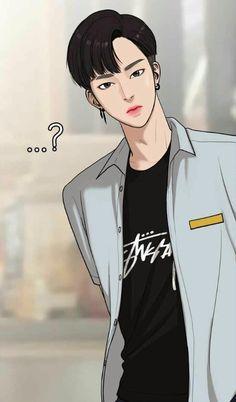 Hot Anime Boy, Anime Guys, Manga Anime, Anime Boy Sketch, The Secret, Digital Art Anime, Boy Illustration, Webtoon Comics, Boy Art