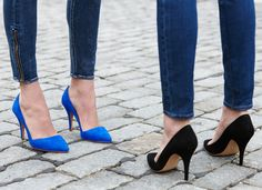 SO chic.  I need these shoes and ankle jeans from #Madewell.  #denimmadewell.