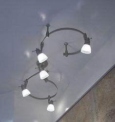 flexible track lighting art track lighting