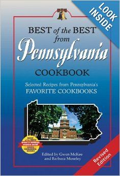 Best of the Best from Pennsylvania CookBook: Selected Recipes from Pennsylvania's Favorite Cookbooks (Best of the Best Cookbook): Gwen McKee...