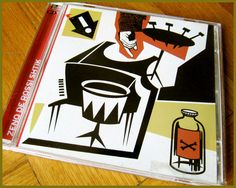 "Illustrations for the album ""Shtik"". Client: El Gallo Rojo"